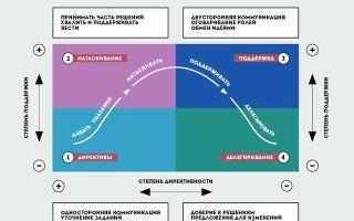 Модель руководства фидлера: как быть эффективным управленцем?