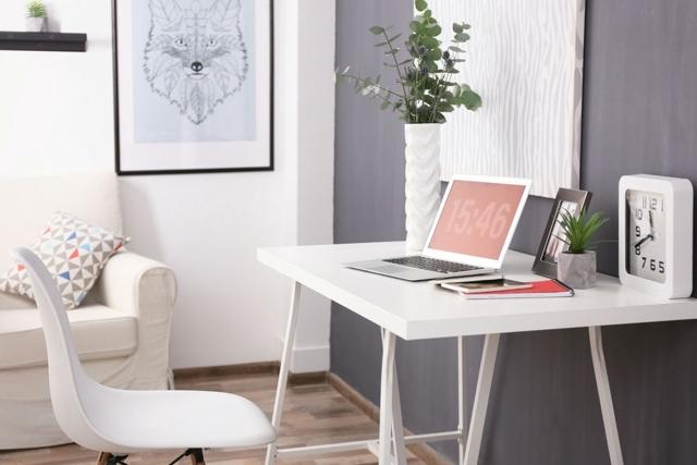 Рабочее место дома: как правильно организовать?