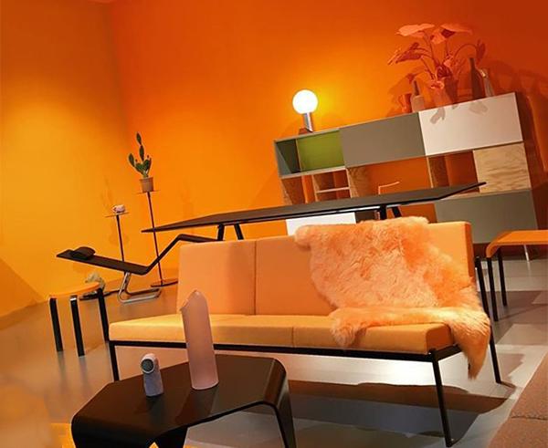 Что обозначает оранжевый цвет: психология