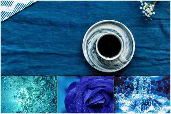 Что означает синий цвет: психология