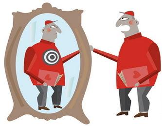 Самокритика и самокритичность личности человека