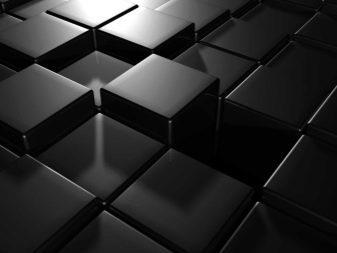 Что означает черный цвет: психология