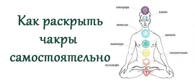 Чакры человека и их раскрытие: 3 основных упражнения