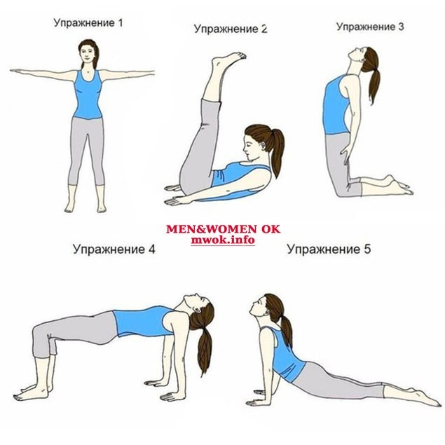 Энергетическая гимнастика для омоложения: 5 упражнений
