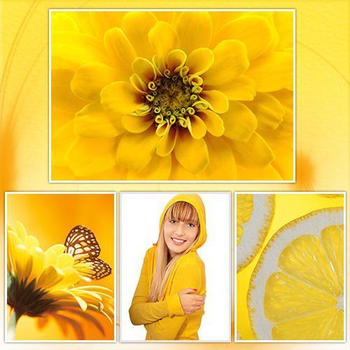 Что означает желтый цвет: психология