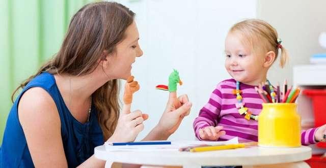 Как ребенка научить произносить букву р?