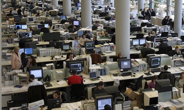 Офис опен спейс: что это такое и оценка преимуществ